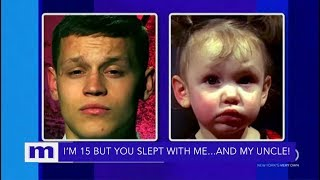 She lied and slept with my 14 year old son..and brother! | The Maury Show