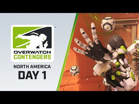 Contenders North America | S3 October | Day 1