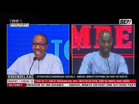 Abdoul Mbaye redore son blason