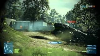 Battlefield 3 Online Multiplayer Gameplay and Commentary PC HD | Caspian Border | 32 Rush Gametype