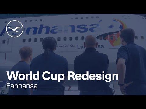 Fanhansa  Aus Lufthansa wird Fanhansa   Lufthansa