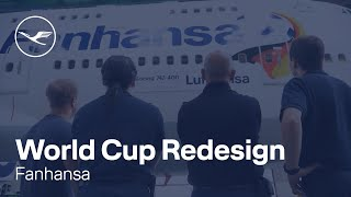 Aus Lufthansa wird Fanhansa | Lufthansa