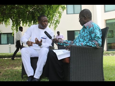 Exclusive Interview with Dr Kandeh Yumkella