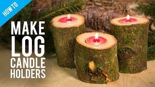 Badger Tea light Candle Holder