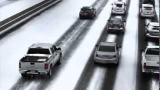Winter Storm Leon Brings Atlanta to Standstill, Thousands Left Stranded--WORLDNEWS.COM