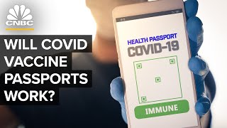 Will Covid-19 Vaccine Passports Work?