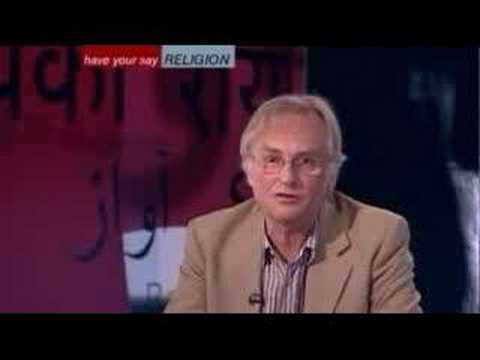 Richard Dawkins on Have Your Say (5 of 6)