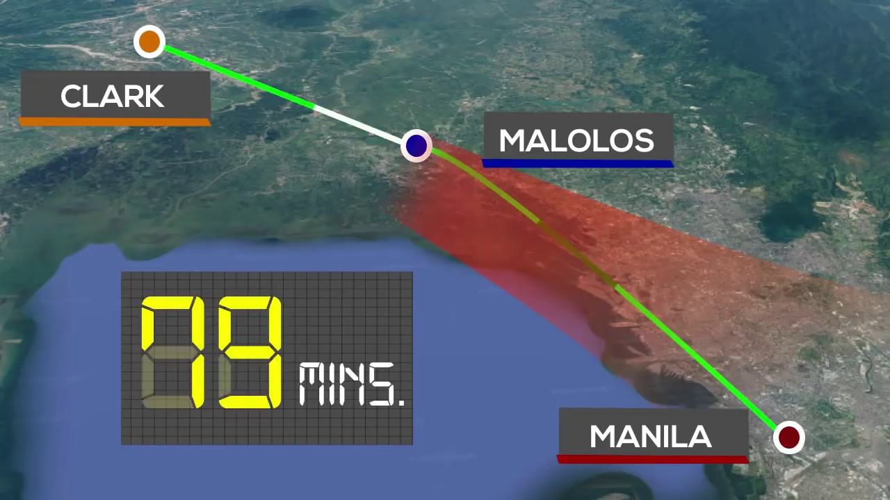 Mega Manila Subway Map.Buildbuildbuild Mega Manila Subway Project Pnr North And South Commuter Railway