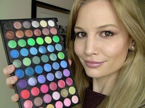 Easy Makeup For Blue Eyes