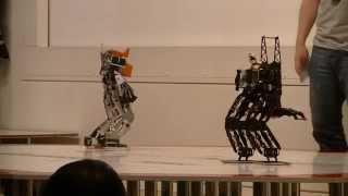第24回 ROBO-ONE 決勝トーナメント イフリート vs アラクネです。 ROBO-...