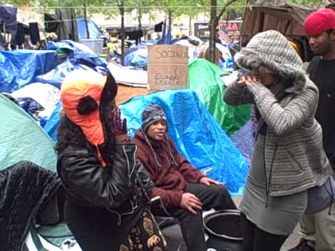 OWS-Soul Singing in the Streets