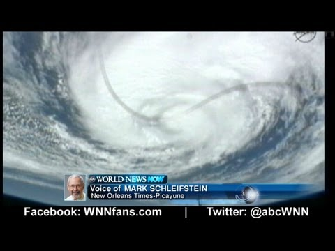 Hurricane Isaac 2012: Mark Schleifstein Interview