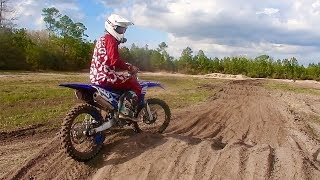 IT WAS TIME FOR A CHANGE!!! 2019 YZ250F First Ride