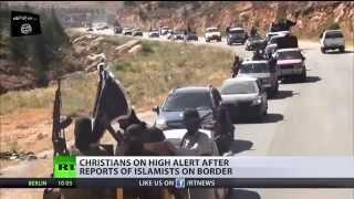 ISIS at Lebanese border: Christians fear deadly Islamic jihad spillover
