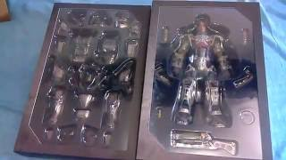 Unboxing t-45 power armour fallout 4 1\6 figure