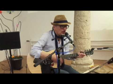 Where Have All The Flowers Gone - Live with Acoustic Guitar & Harmonica