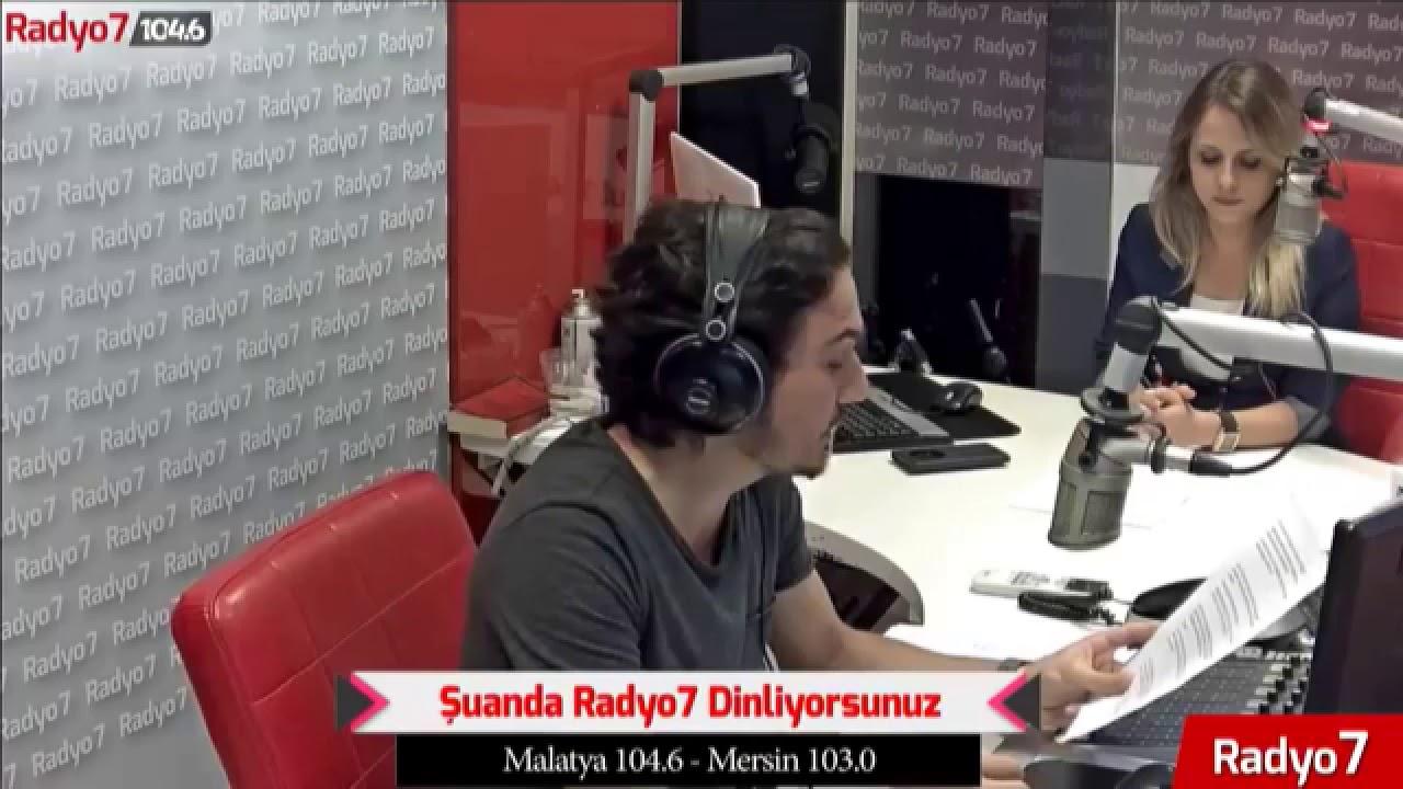 Radyo 7 -22 Ağustos Ana Haber Spor Bülteni- Serdar ER