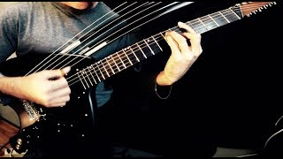 Another Brick In The Wall (Ambient Dark Version) - Harp Guitar Cover