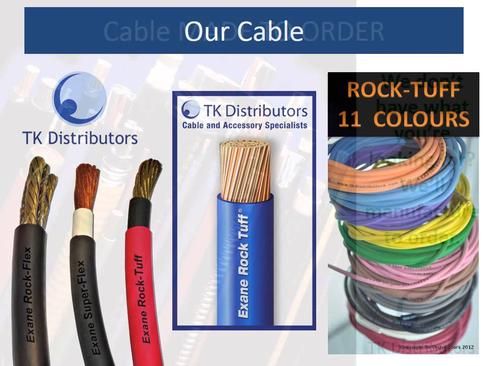TK Distributors – Your Electrical Specialist For Harsh Environments