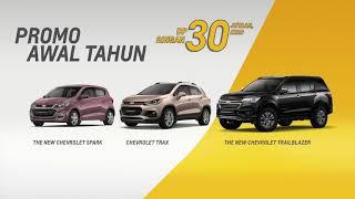 Promo Awal Tahun 2019 Chevrolet Indonesia