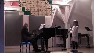 Koncert uczni�w Pa�stwowej Szko�y Muzycznej