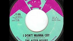 After Hours - I Don't Wanna Cry