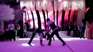 Розыгрыш на Свадьбе Ксении Бородины BOROZIMA WEDDING Танцую