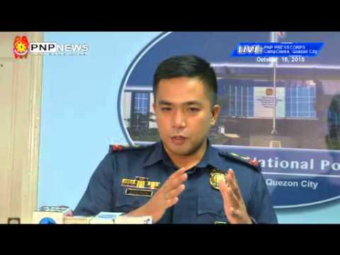 SAF Briefing on unit accomplishment (Oct. 16, 2015)