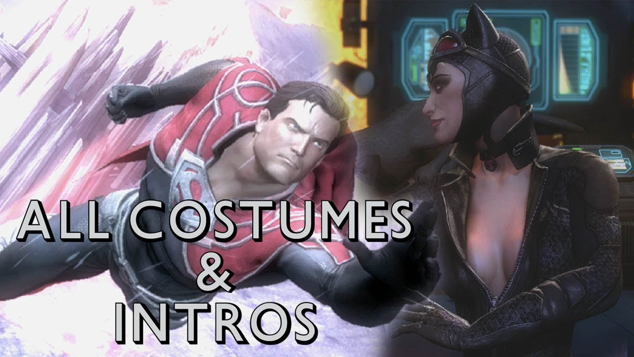 raven injustice alternate costume
