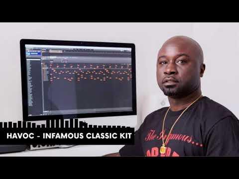 Havoc - Infamous Classic Kit | Boom Bap / Lo-Fi Sample Pack - Jay