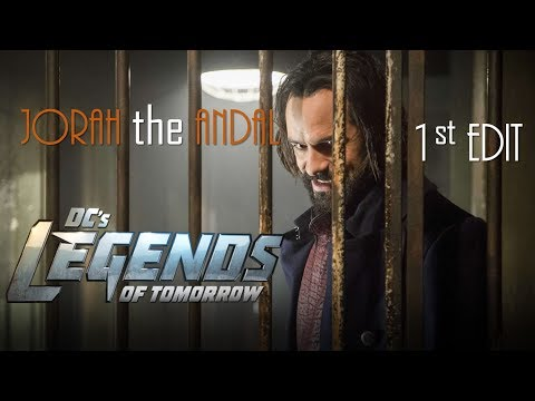 Legends of Tomorrow - Vandal Savage Suite (Theme) First Edit