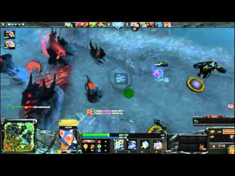 46 GameR Dota 2 playing Meepo Lose game