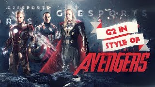 Avengers 2: Age of G2