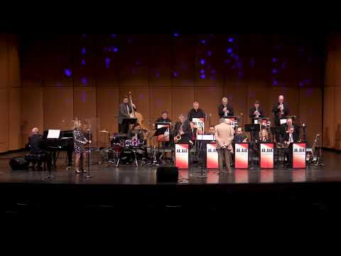 """""""Fly Me To The Moon"""", John LaBarbera With The Williamsport City Jazz Orchestra"""