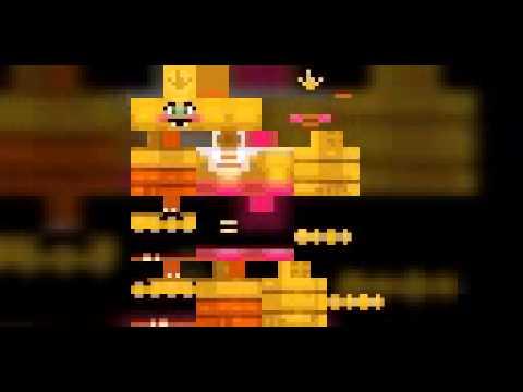 Скачать Скины Fnaf Для Minecraft - фото 7