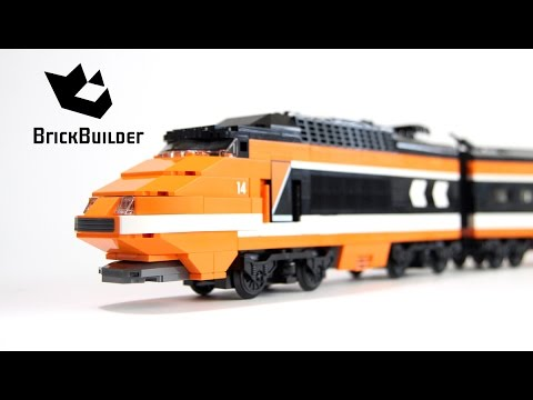Lego Creator 10233 Horizon Express - Lego Speed Build