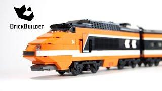 Lego Creator 10233 Horizon Express - Lego Speed Build