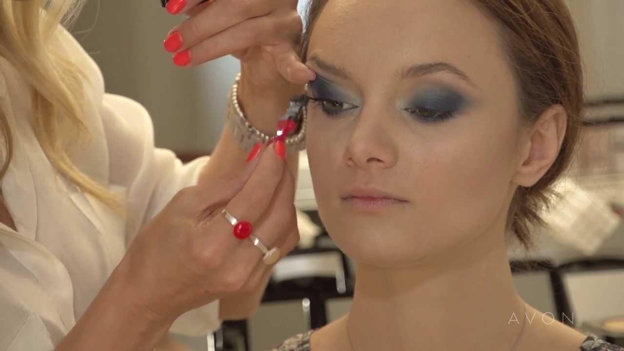 Как сделать макияж дымчатый видео фото 214