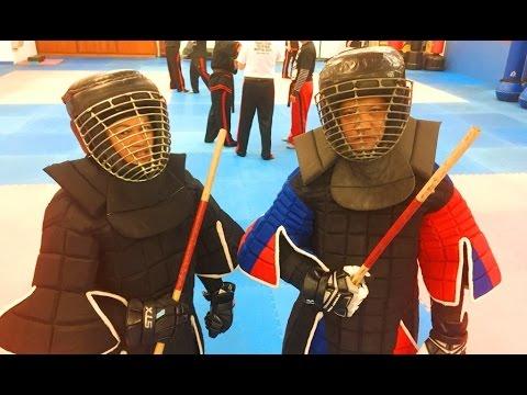 Sparring Eskrima Kali Stick Fighting at Lima Academy Torrance CA
