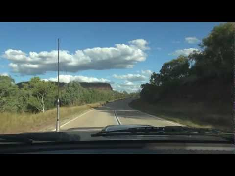 Touring Australia : Victoria Highway Northern Territory