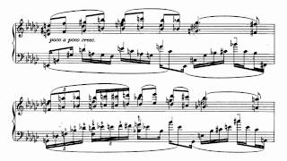 Rachmaninoff Etude-tableau Op.39 No.5 (Horowitz)