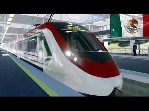 Uniendo A México: Tren Interurbano México-Toluca
