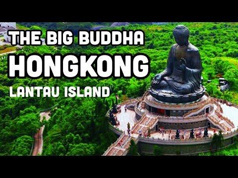 BIG BUDDHA - LANTAU ISLAND (HONGKONG) - HK TRAVEL VLOG #5