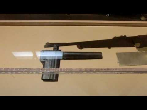 Carbine Conversion of 7.65 Luger DWM Pistole 1906-1918