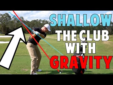 How to Shallow the Club With Gravity