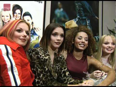 The spice girls talking about their success