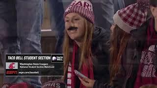 College Football 2018   Arizona vs  #8 Washington State Nov 17