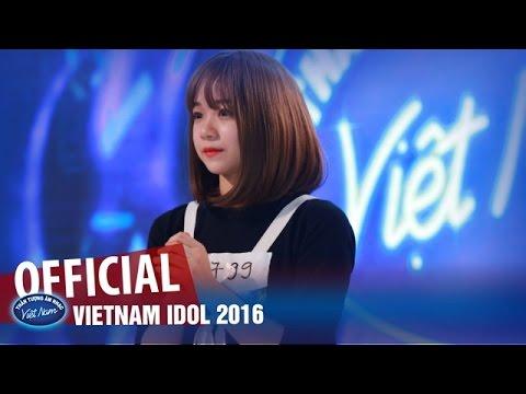 VIETNAM IDOL 2016 - TẬP 2 - ROLLING IN THE DEEP - THỦY TIÊN