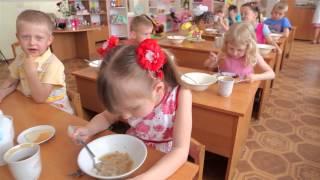 Выпускной в детском саду. ЗУВК №42. Часть 4. Обед.