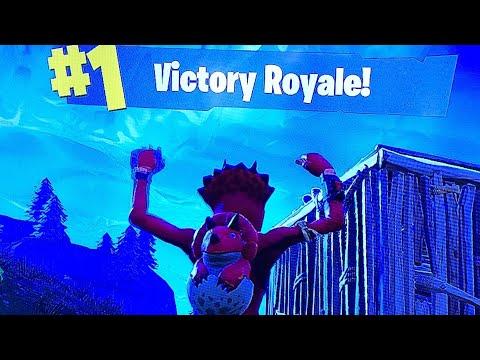 Victory royale shuffle